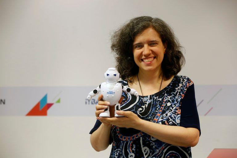 Lo asegura Marcela Riccillo, especialista en inteligencia artificial y reconocida como una de las 30 mujeres especializadas en robótica que deberías conocer