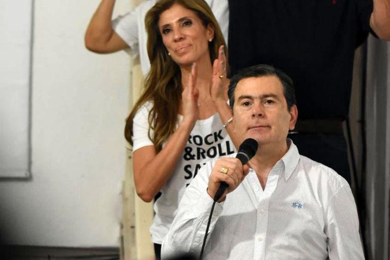 Gerardo Zamora busca su cuarto mandato como gobernador de Santiago del Estero y además se postula como candidato a diputado nacional suplente
