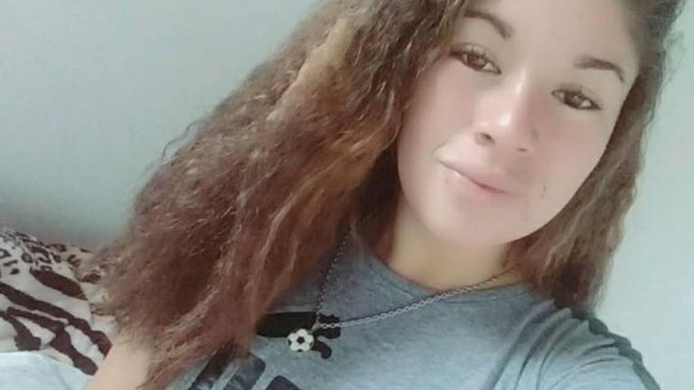 Torturaron y asesinaron a una adolescente en un hotel alojamiento