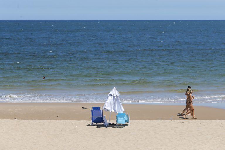 URUGUAY, Jose Ignacio: Playa La Juanita en Jose Ignacio, Maldonado, Uruguay, el 29 de diciembre de 2019. LA NACION / Diego Lima// PARA NOTA SOBRE PLAYAS ESCONDIDAS POR JOSE COSTA