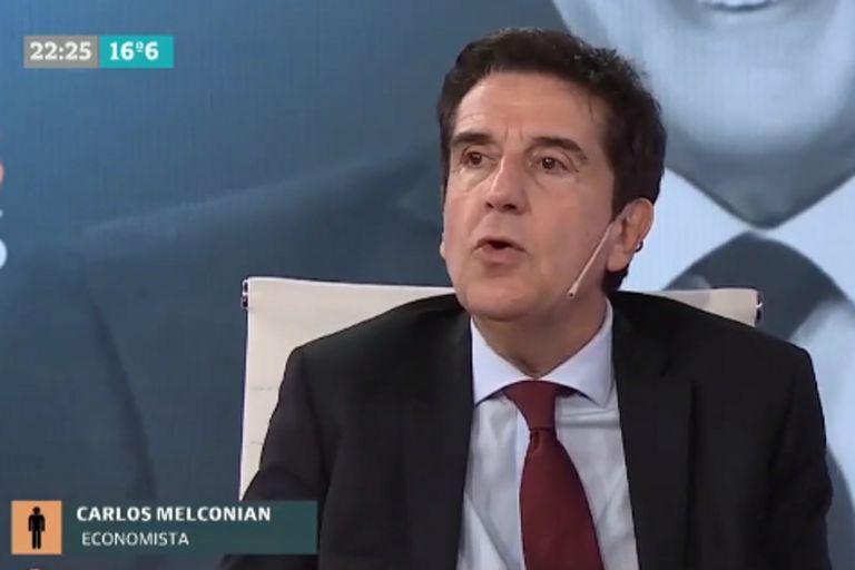 """Carlos Melconian: """"Esta es una economía guacha, sin padre ni madre"""""""