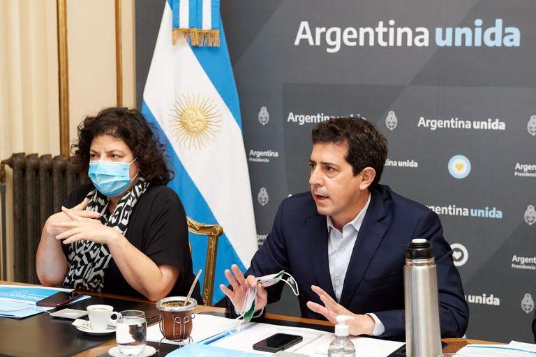 La Casa Rosada les descontará a las provincias las vacunas que consigan por su cuenta
