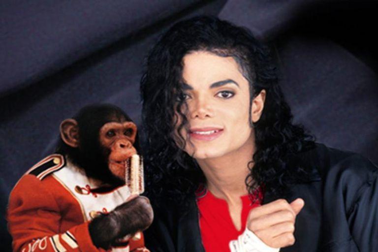 Michael Jackson compró a Bubbles en 1983 por una suma calculada en US$65.000