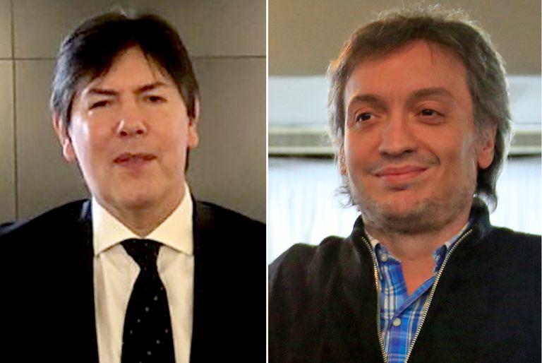 La grave acusación de un extitular del Aprevide contra Máximo Kirchner por su vínculo con los barrabravas