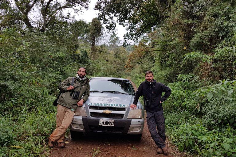 Manuel Encabo y Facundo Barbar lideran el Proyecto Águilas Crestadas Argentinas