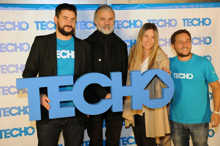 Cena de la Fundación Techo