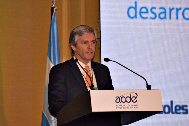 Martín Otero Monsegur, presidente del XXII Encuentro Anual de ACDE