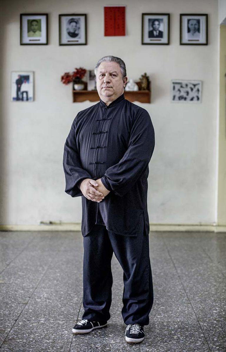 Di Renzo fundó la Federación Argentina de Kung Fu en 1985.
