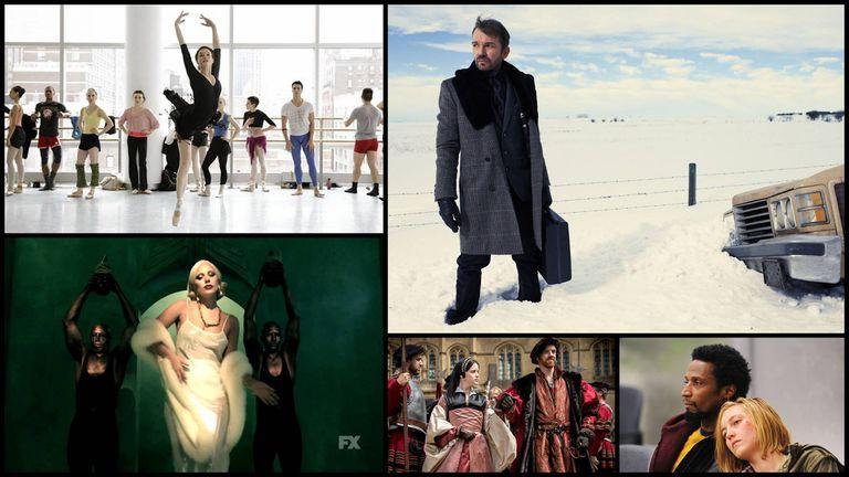 Mejor miniserie: Flesh and Bone, Fargo, American Horror Story Hotel, Wolf Hall y American Crime