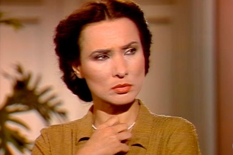 Betiana Blum encarnaba a Teresa, la amiga y confidente de la protagonista