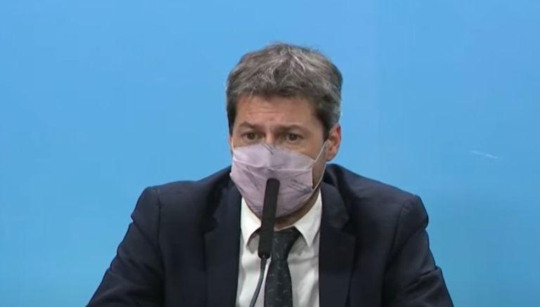 El ministro de Turismo, Matías Lammens