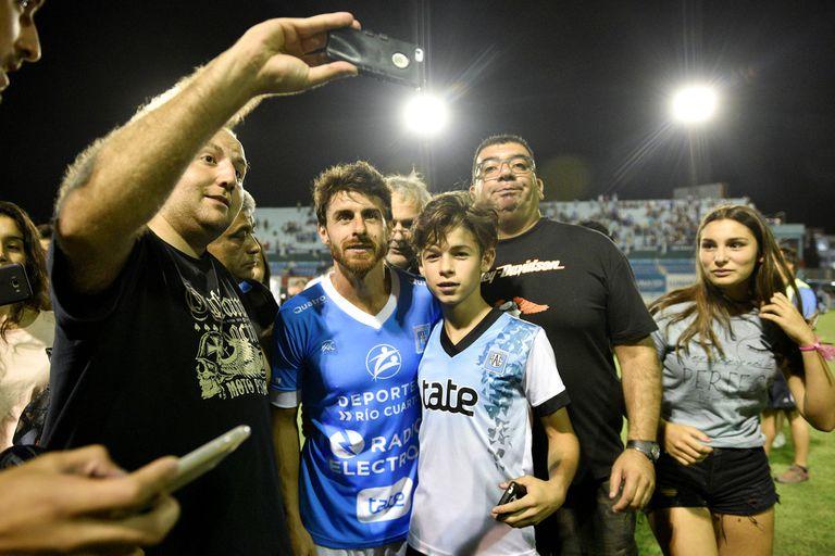 La patria de Aimar: de Río Cuarto salió el rival de Boca en la Copa Argentina