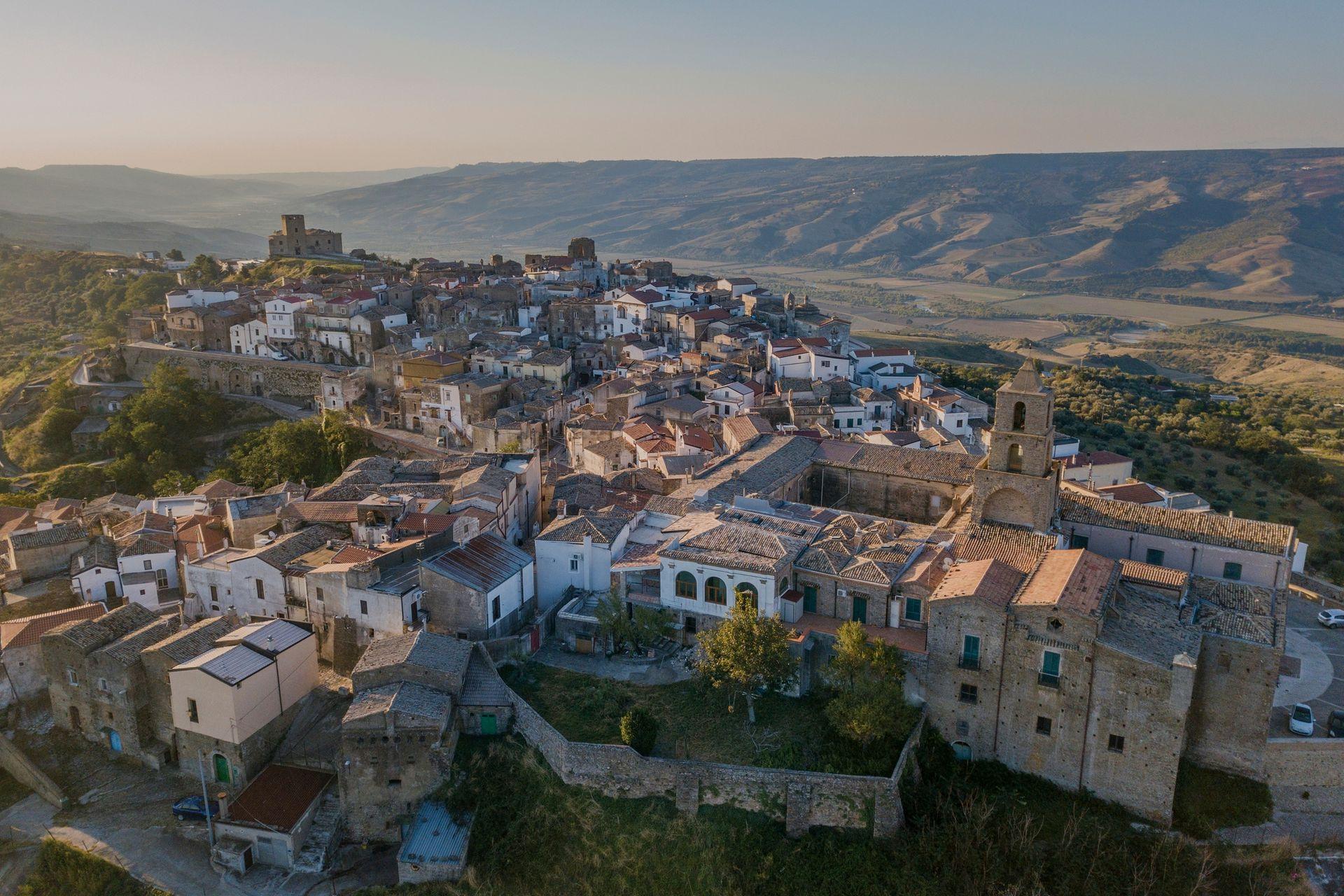 Solo 300 personas viven en este pueblo