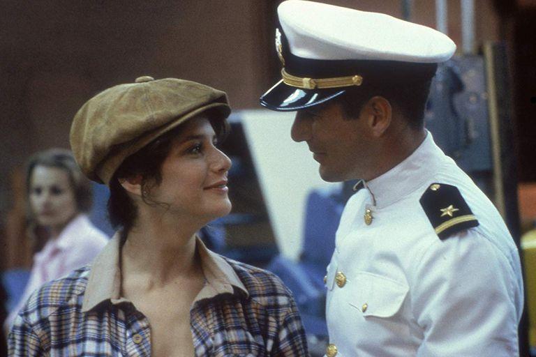 Miradas de amor para el film Reto al destino, pero cuando las cámaras se apagaban los sentimientos eran otros