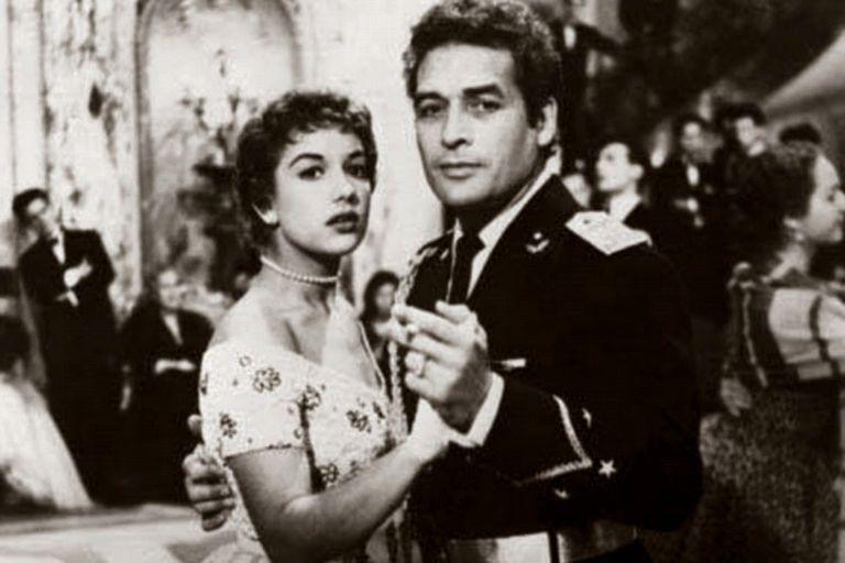 Taibo y Jorge Mistral en Amor Prohibido (1958), de Luis César Amadori y Ernesto Arancibia