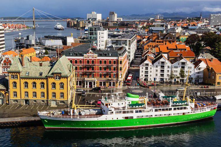 Noruega se destaca en los rubros de tecnología, energía y productos marítimos