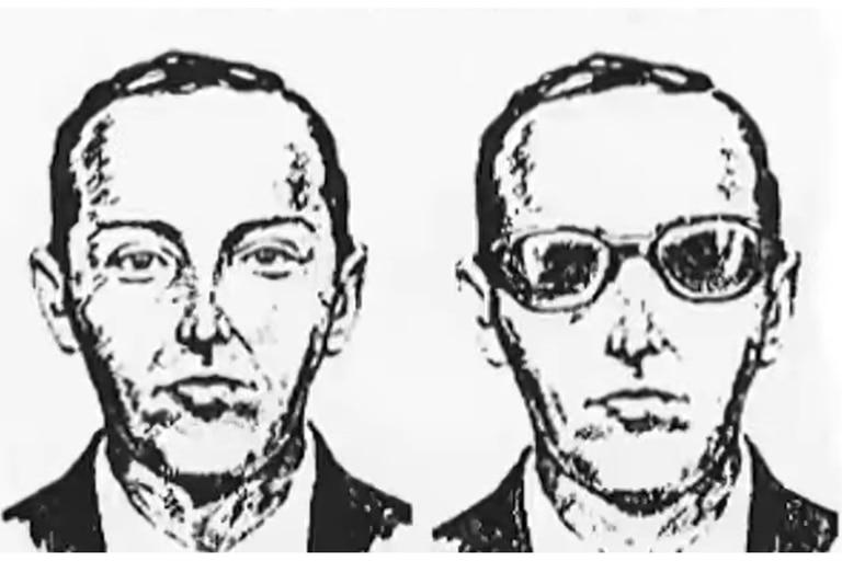 El FBI logró confeccionar una descripción física exacta de Cooper