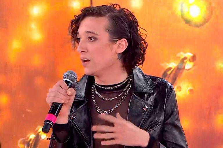 Cantando 2020: tras las críticas a Lola Latorre, Lucas Spadafora rompió en llanto