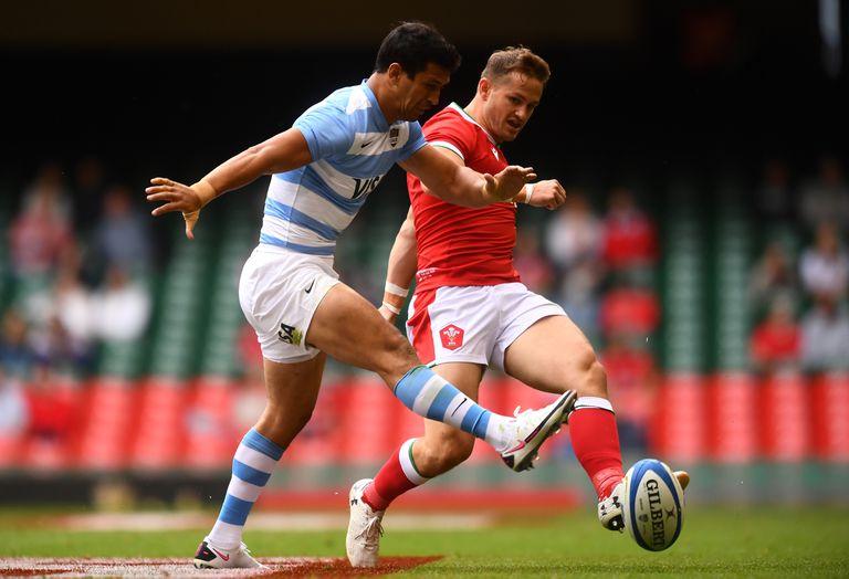 En rugby, esta modalidad fue incluida por primera vez en el partido entre la Argentina y Gales de julio de 2021