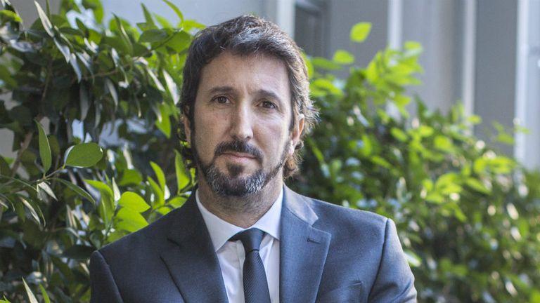 Sebastián Ponceliz, CEO de Odyssey Group US