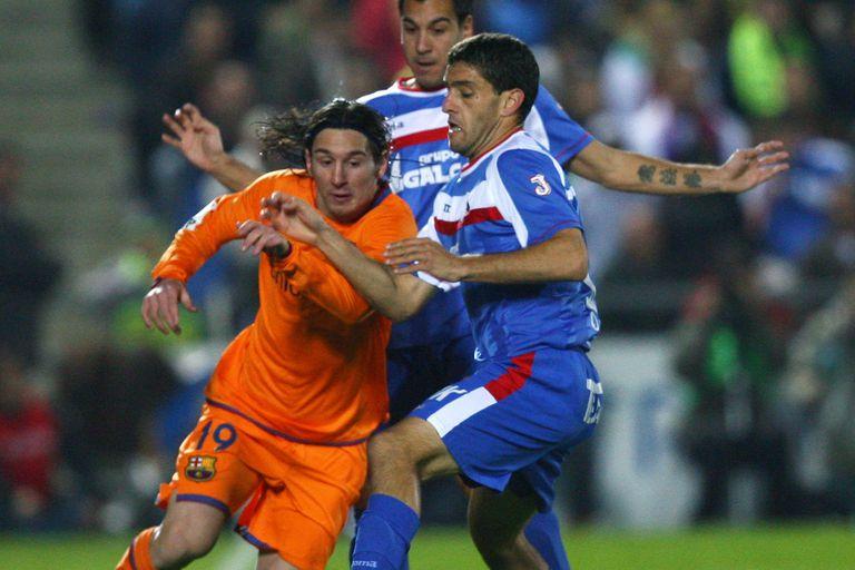 Lucas Licht. El 'Lobo' que conoce los secretos de Messi y de Maradona