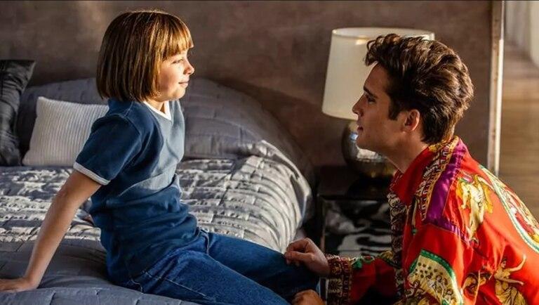 Axel Llunas interpretará la versión más joven de Sergio Basteri, el hermano menor de Luis Miguel en la serie de Netflix.