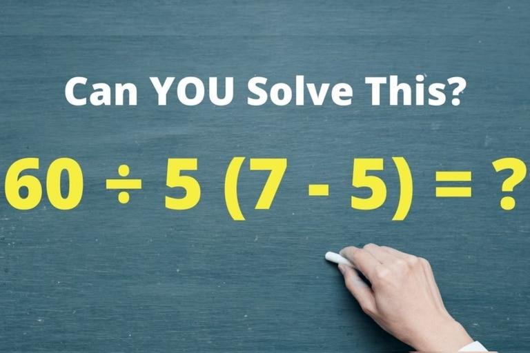 Este es el acertijo que generó un gran debate en Internet, ¿pudiste resolverlo?