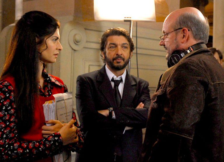 Soledad Villamil, Ricardo Darín y Juan José Campanella