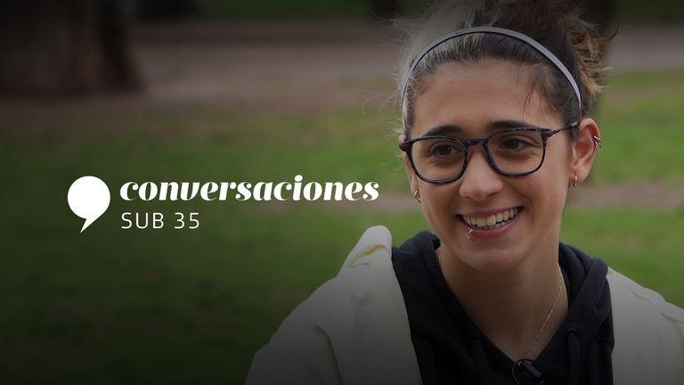 """Delfi Pignatiello: """"Yo me quedé en la Argentina porque veo potencial acá"""""""