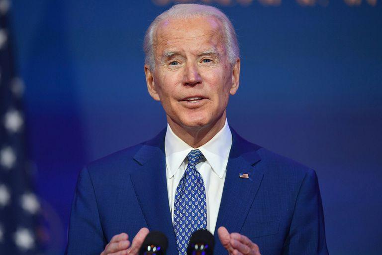 """Biden: """"Quienes estuvieron ayer en el Capitolio eran terroristas domésticos"""""""
