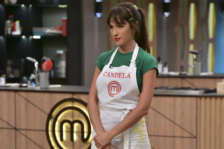 """MasterChef Celebrity: el jurado acusó a Cande Vetrano de trabajar """"sin ganas"""""""
