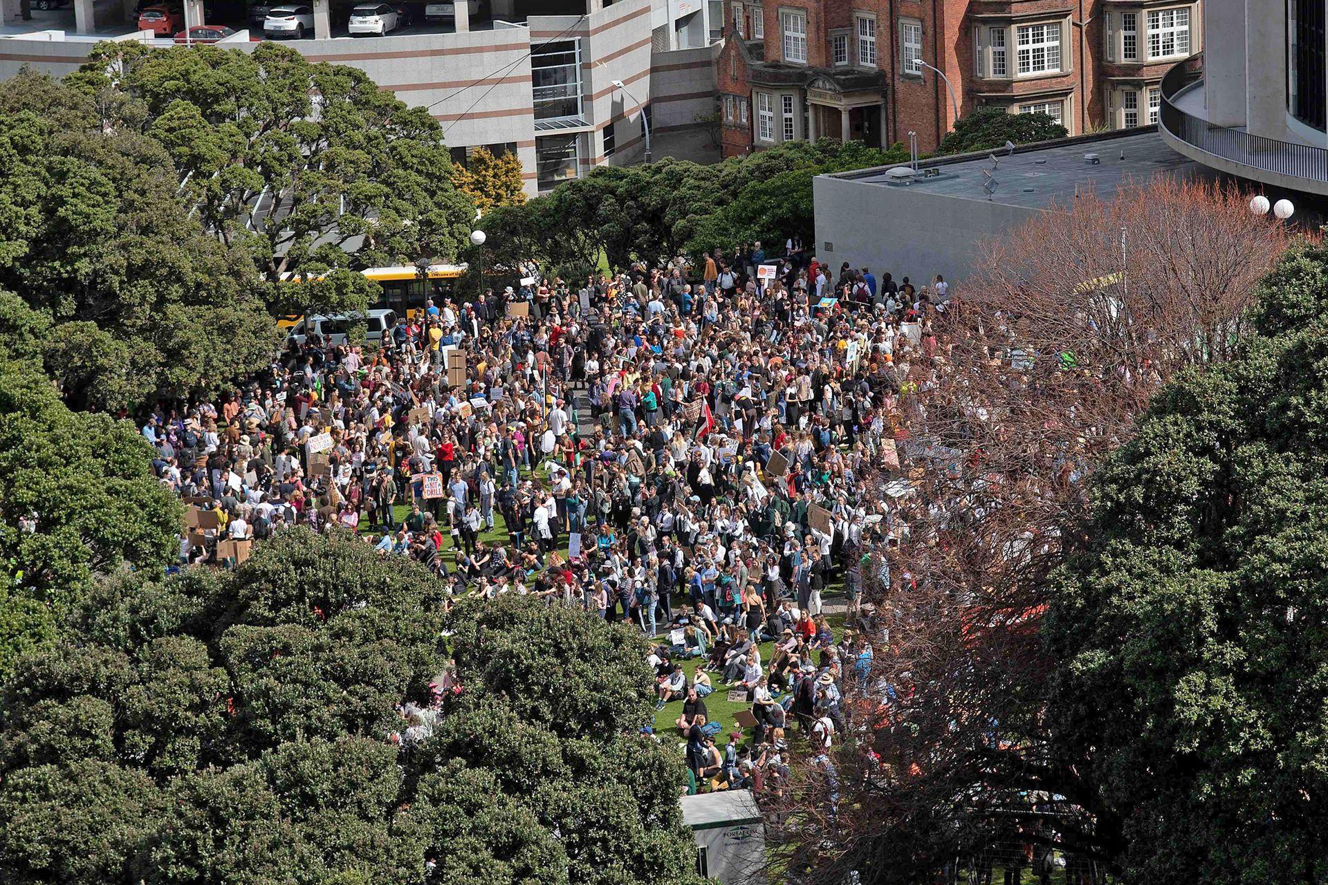 Wellington, Nueva Zelanda