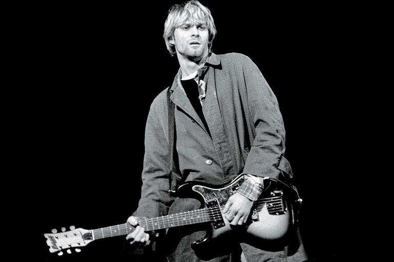 Con motivo de las tres décadas de 'Nevermind', Fender lanzará la Jag-Stang de Kurt Cobain