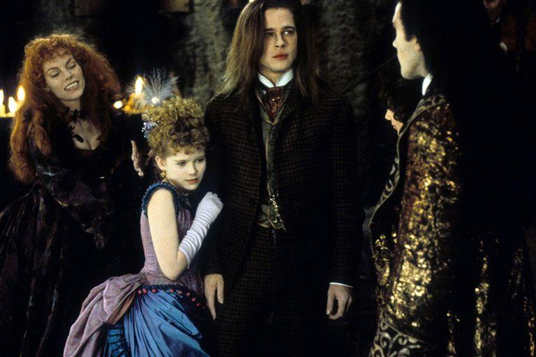 Kirsten Dunst tenía 11 años durante el rodaje de la película Entrevista con un vampiro