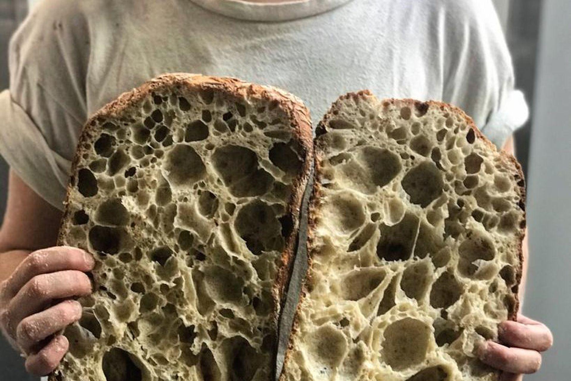 Atelier Fuerza y el pan de masa madre