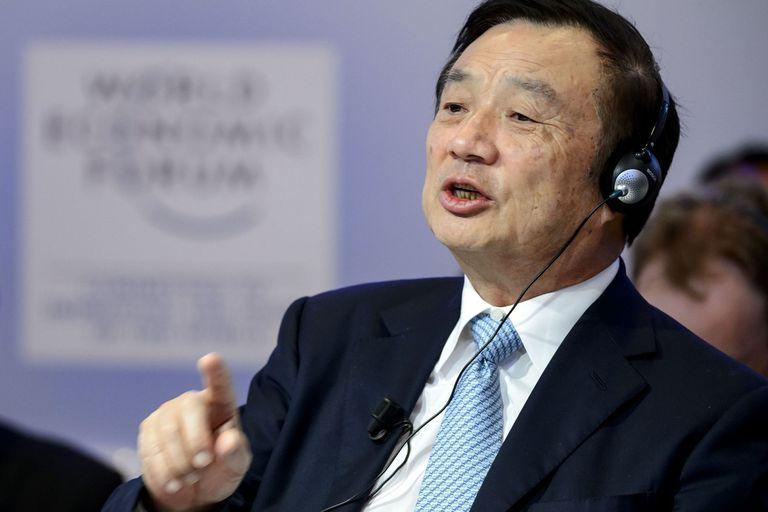 Ren Zhengfei, fundador de Huawei la empresa de tecnología china