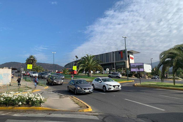 El barrio de La Dehesa, uno de los más exclusivos de Santiago
