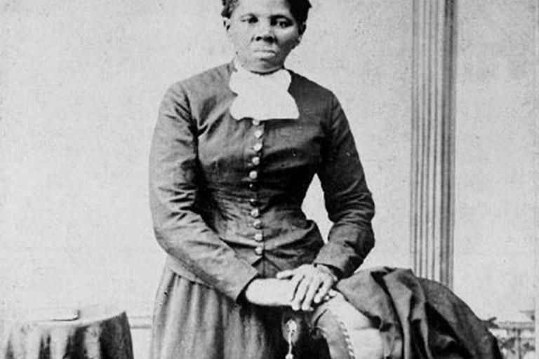Harriet Tubman fue espía y enfermera durante la guerra civil de Estados Unidos