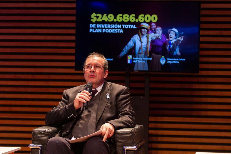 El Gobierno aprobó un subsidio extraordinario de $15.000 para artistas