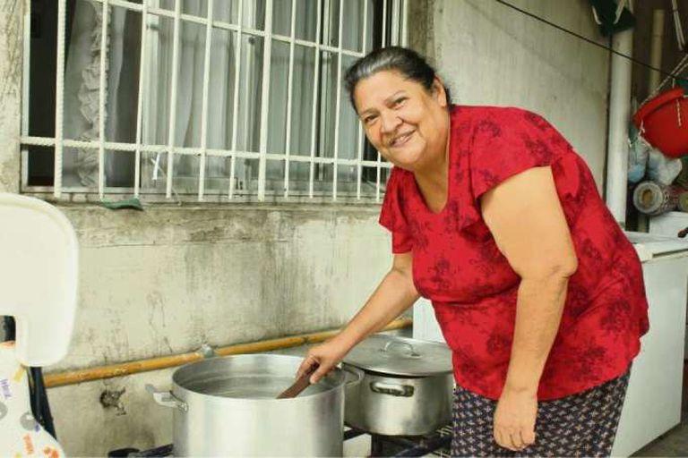 """Ramona Cabrera: """"Al principio me daba miedo deber y no poder pagar"""""""
