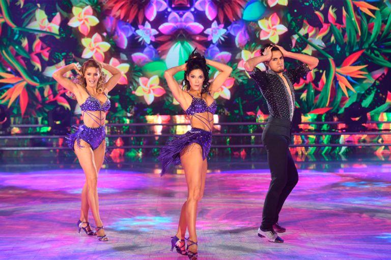 Vanina y Silvina Escudero volvieron a bailar juntas después de 9 años