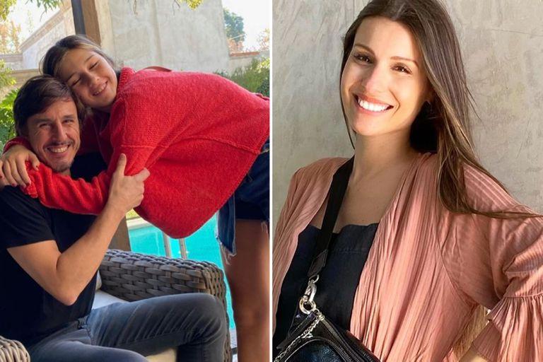 Pampita Ardohain reaccionó con emoción ante el posteo de Roberto García Moritán por los 15 años de su hija