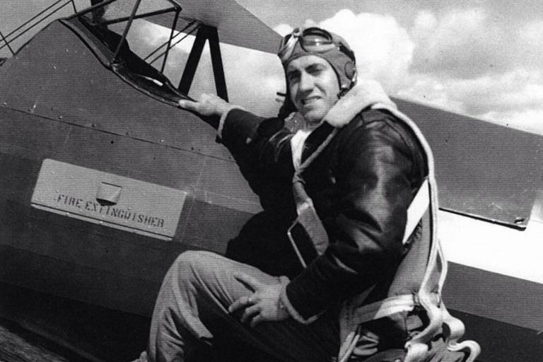 Louis Zamperini el atleta de los Juegos Olímpicos de Berlín que peleó contra los nazis en la Segunda Guerra Mundial