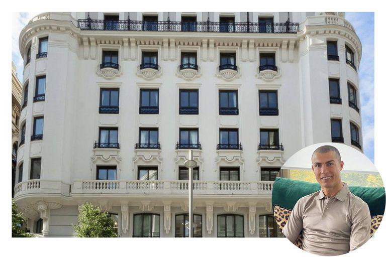 El lujoso hotel con rooftop que Cristiano Ronaldo inaugurará en Madrid