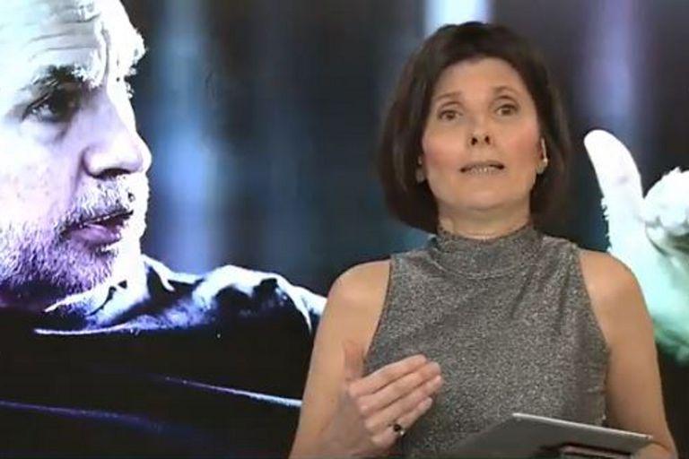 Luciana Vázquez, en LN