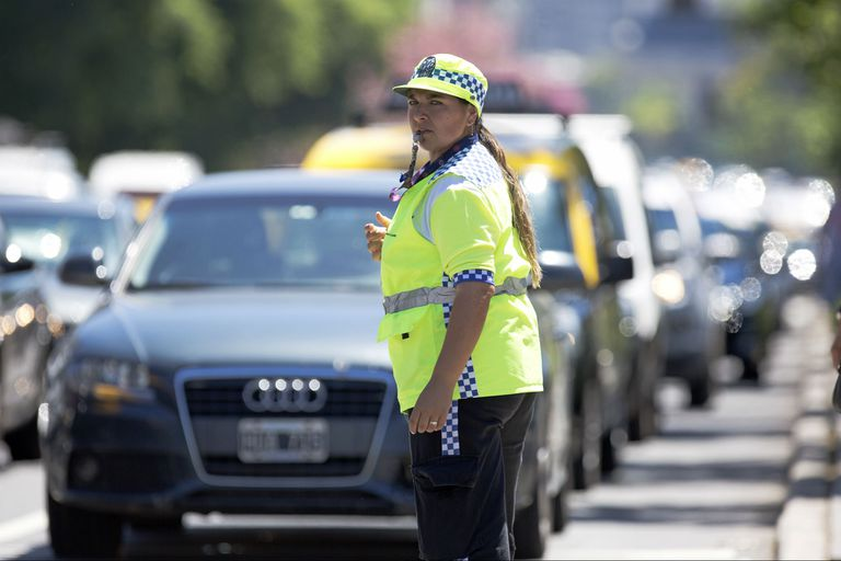 Mapa: los cortes y las movilizaciones que complicarán el tránsito en la ciudad