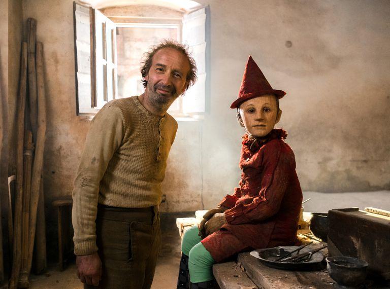 Pinocho vuelve al cine, más fiel que nunca a su origen
