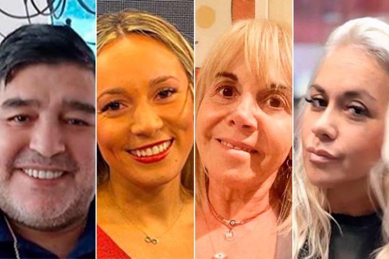 """Las donaciones de Maradona: """"Si salen a la luz, muchos se pondrían colorados"""""""