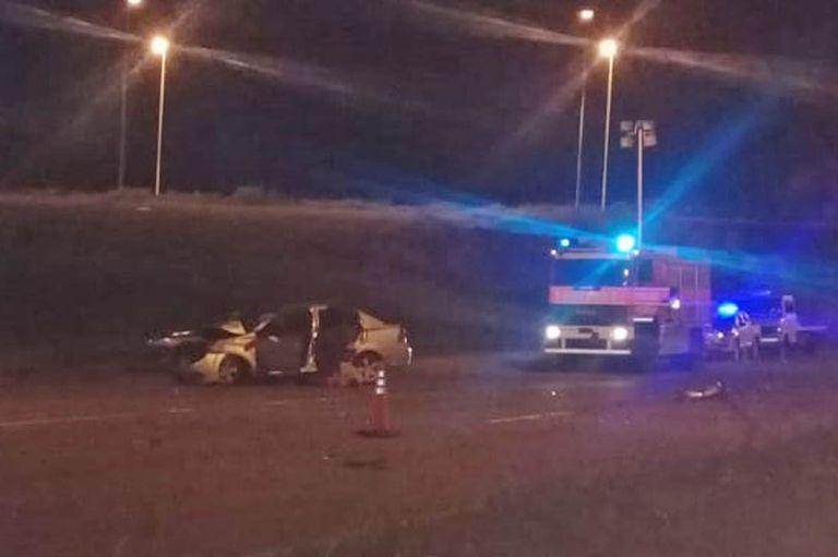 Accidente fatal en la ruta nacional N° 14, a la altura de Concepción del Uruguay