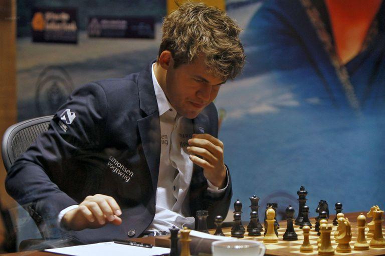 Carlsen reina en el Armageddon